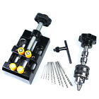 0.6 to 6.0mm High-precision Drill Chuck/Table Vise Jeweler Tool, Select Package