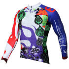 Long Sleeve Men's Cycling Jerseys Paladin Pursuer Bike Bicycle Clothing Top