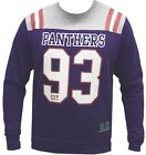 Majestic Florida Panthers Welles Crewneck Sweater Pullover Hoodie Mens $85.04 USD on eBay