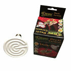 Reptile Ceramic Heat Bulb Lamp - ES Fitting 100w, 150w and 250w