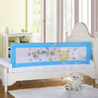150/180cm Toddler Safety Bed Rail Child Kids Bed Guard Protection Swing Down
