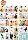 Animal Unisex Onesiee Kigurumi Fancy Dress Costume Hoodies Pajamas Sleep wear
