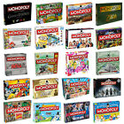 Brand new Monopoly Collectors Special Edition Board Game - Choose your item