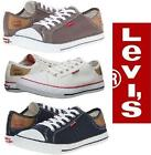NEW MENS LEVI'S STAN BUCK FASHION SNEAKER! VARIETY COLORS & SIZES