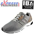 Adidas Originals Unisex ZX Flux Casual Gym Fitness Trainers Grey *AUTHENTIC*