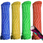 Heavy Duty Thick Waterproof Flexible Polypropylene Fibre Rope 10mm x 30m #5187