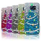 STUFF4 Phone Case/Back Cover for Samsung Galaxy S6/G920 /Christmas Tree