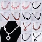 "16""-20"" Gemstone quartz necklaces *variety of styles to choose*"