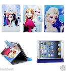 "Frozen Leather Case Cover For 7"" kindle Fire 7/RCA/Samsung/LG /Acer/Asus Tablet"