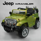 KIDS RIDE ON JEEP WRANGLER CHILDRENS 12V BATTERY REMOTE CONTROL TOY CAR / CARS