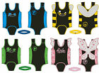 TWF Childs Kids Toddlers Baby Wrap Wetsuit Up To 18 Months 4 Colours