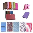 """Protective PU Leather Keyboard Case For HIPSTREET Electron 8"""" Tablet PC"""