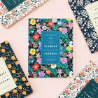 2016 Diary Flowery Daily Journal Planner Scheduler Journey Monthly Ardium DATED