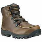 TIMBERLAND Men's Earthkeepers Chillberg Mid WP Winter Boots, Dark Brown