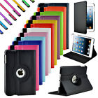 For iPad Air Retina 360 Rotating Leather Case Smart Cover Swivel Stand