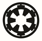 Empire Logo Decal / Sticker - Choose Color & Size - Star Wars Darth Sith