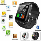 U8 Bluetooth Smart Wrist Watch Phone Mate For Android&IOS Sony Android Samsung