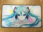 Vocaloid Miku YGO VG MTG CARDFIGHT Game Large Keyboard Mouse Pad Playmat #108