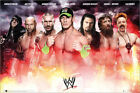 Poster WWE - Collage 2014