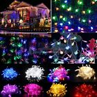 100 LEDs Bulb Electric/Battery Power Fairy Christmas Xmas Wedding Lights String