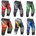 NEW WULFSPORT ADULT RACE MOTOCROSS ENDURO PANTS (ALL SIZES) TROUSERS KX CR YZ RM
