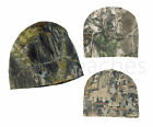Camouflage Fleece Beanie - Hunting, Outdoor Cap, Hat Mossy Oak Oilfield Realtree