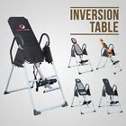 Exercise Bench Inversion Table Invert Align Therapy Pain Fitness fitness club