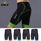 CHEJI Reflective Stripe Men's Specialized Cycling Bicyle Shorts Padded 5 Colors