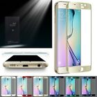 Full Cover [Tempered Glass] Screen Protector Fr Samsung Galaxy S6 Edge/Edge Plus
