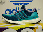 NEW ADIDAS Ultra Boost Women's Running Shoes - Clear Green/Mineral;  AF5140