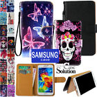 Flip Wallet Card Stand Leather Case Cover for Samsung Galaxy S 2/3/4/5/6 Phones