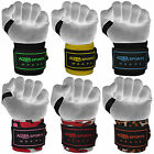 AQWA Power Weight Lifting Wrist Wraps Gym Training Wrap Straps Crossfit Exercise