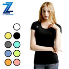 WXD 2003 BLACK under layer clothing under skin sports gear Top Shirts for women
