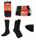 Mens Thermal Socks Thick Heat Trap Boot Warm Winter Brushed Extra Warmth UK 8-12