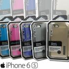 INCIPIO DualPRO Case Hybrid Cover for iPhone 6s 6 (4.7 inch) - New 2016 Colors