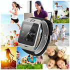 Excelvan NFC Bluetooth Smart Phone Watch Phone Mate with Camera for Android IOS