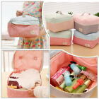 Travel Organizer Multifunction Cosmetic Bag Makeup Case Pouch Toiletry Zip Wash