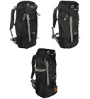 Regatta Black Survivor 2 II 35 45 65ltr fishing daypac rucksack ruck sack bergen