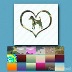 Heart Smooth Fox Terrier Dog - Vinyl Decal - Multiple Patterns & Sizes - ebn1519