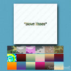 Blows Kisses Emote Star - Decal Sticker - Multiple Patterns & Sizes - ebn1567