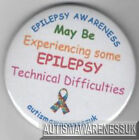 Epilepsy Awareness Badge,  Might be haviing Epilepsy techinical difficulties