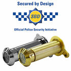 High Security Secured by Design Door Viewers (Spyholes) -For 35-55mm Thick Doors