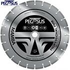 Pegasus PMM Diamond Blades Mamba Multi Materials Stihl Saw Grinder Diamond Blade