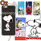 SNOOPY Cover for Samsung Galaxy S4, Peanuts Design Painted Case WeirdLand