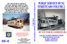 DVD: Public Service of New Jersey Streetcars Volume 2 Trolley NJ PSNJ