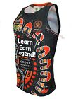Indigenous All Stars 2016 Training Singlet 'Select Size' S-7XL BNWT