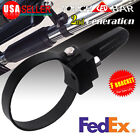 2X 3in Clamps Mounting Bracket Offroad LED Long Light Bar Round Type Truck Boat