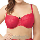Panache Sculptresse Kitty Full Cup Bra Hot Red 8045 NEW Select Size