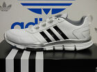 NEW ADIDAS Speed Trainer 2.0 SL Men's Training Shoes - White/Black;  F37650