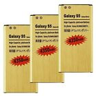 4350mAh High-Capacity Gold Battery For Samsung Galaxy S5 i9600 G900 G900A G900T